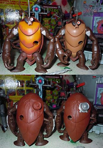 Nickelodeon  TEENAGE MUTANT NINJA TURTLES :: COCKROACH TERMINATOR V.2 vi / with C.T. original release '13 (( 2014 ))