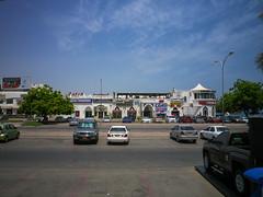 Shatti beach shops