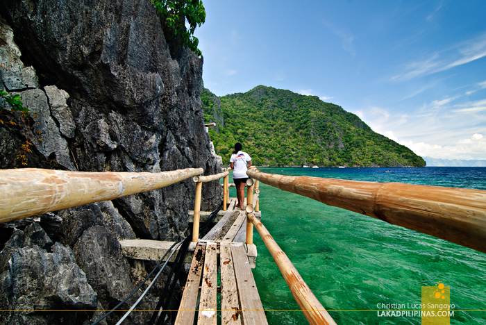 Panoramic View at Sangat Island Dive Resort in Coron