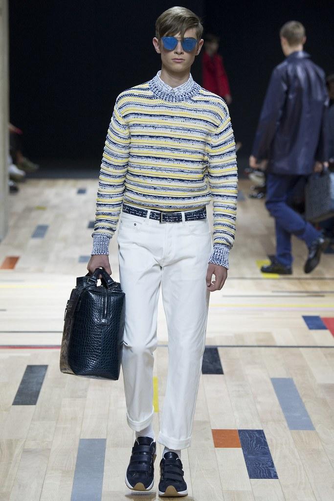 SS15 Paris Dior Homme027_Jaime Ferrandis(VOGUE)