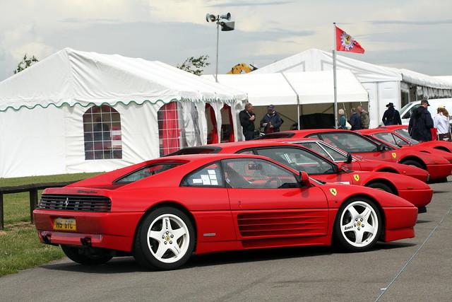 Ferrari 348 GT Competizione.