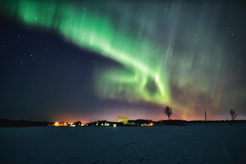 One Night in Sweden