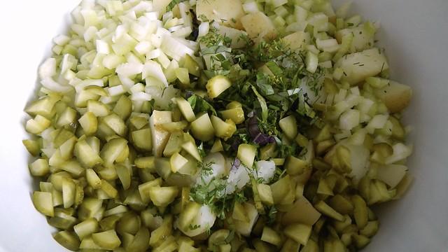 Punchy Potato Salad 9