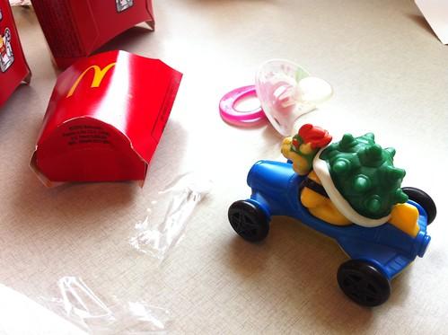 Estados Unidos | California | San Bernardino | McDonald's | Adoctrinando a los niños