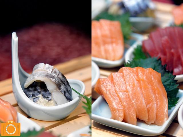 Yanagi sashimi 1