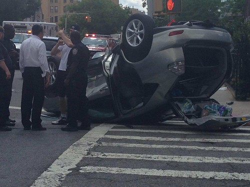 Car Accident in Brooklyn, NY