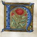 006-Leaf from Alphabet Book- The Art Walters Museum