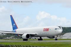 PR-ADY ABSA Cargo Boeing 767-316F(ER)(WL) - cn 32573 / ln 848