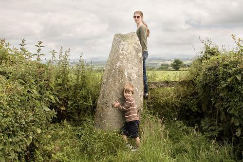 Mullamast Long Stone