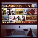 Subiendo fotos del Museo de Bellas Artes de Hanoi a Miradas Compartidas #Flickr #Pictures #Imac #buda #love