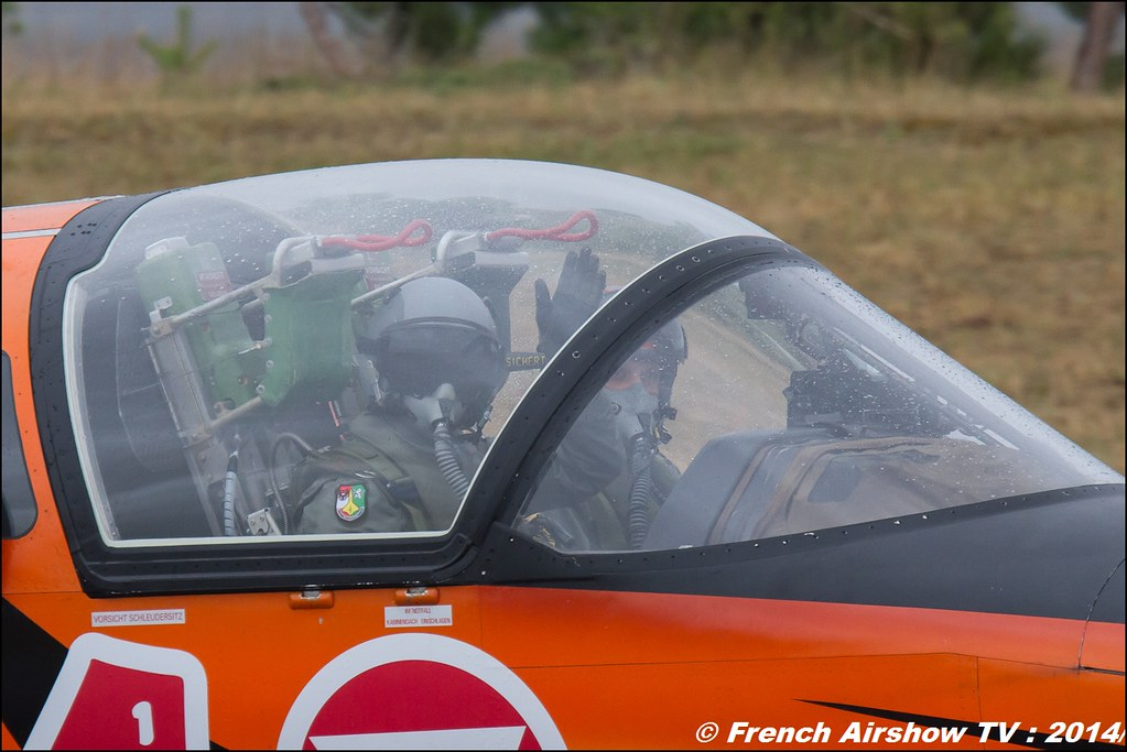 SAAB 105, Austria, Meeting Aerien BA-133 Nancy Ochey 2014