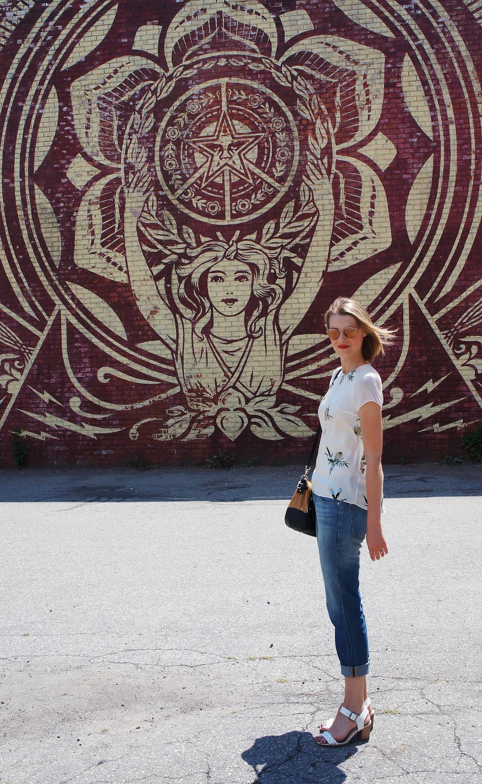 mural dumbo