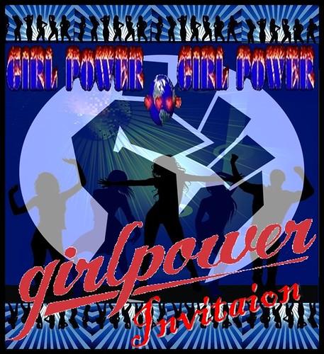 GIRL POWER made by Hulya I Coskun