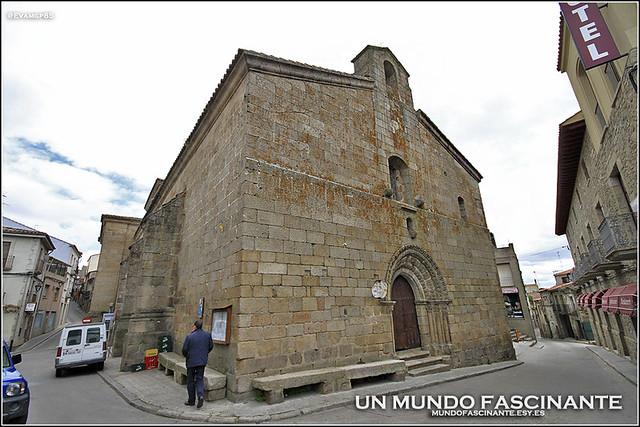 Iglesia románica de Fermoselle.