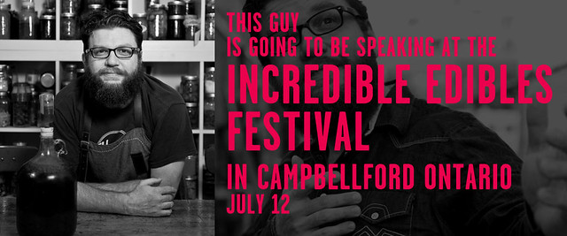 In Toronto or Campbellford, Ontario?  See WellPreserved in Person...
