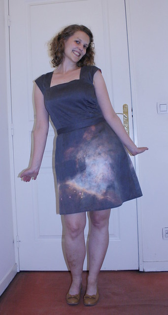 Orion Bar dress - goofing