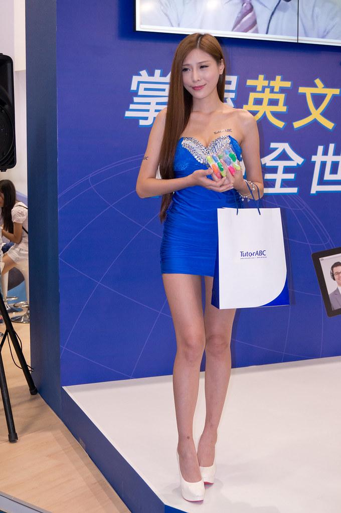 2014 台北電腦應用展~ 快閃  隨拍幾張