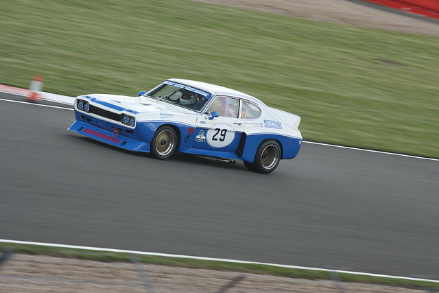 Ford Capri RS2600.