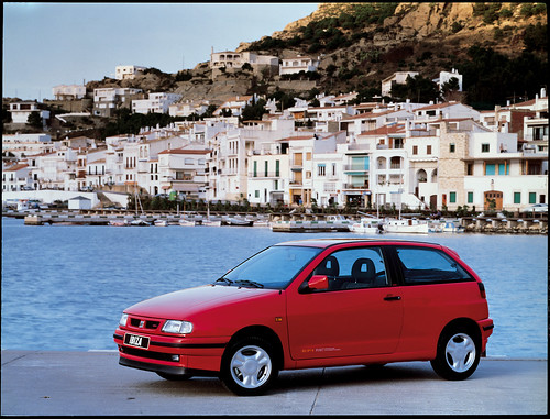 SEAT Ibiza 2ª generación