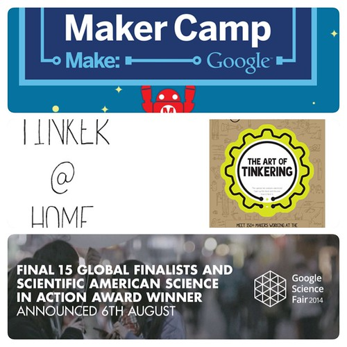 Maker learning events NOW