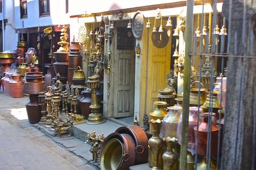 Kathmandu vendors