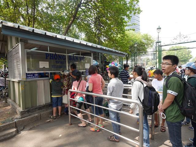 土, 2014-05-17 19:37 - 動物園の切符売り場
