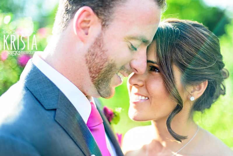 Colorful Spring Wedding at the Omni Providence
