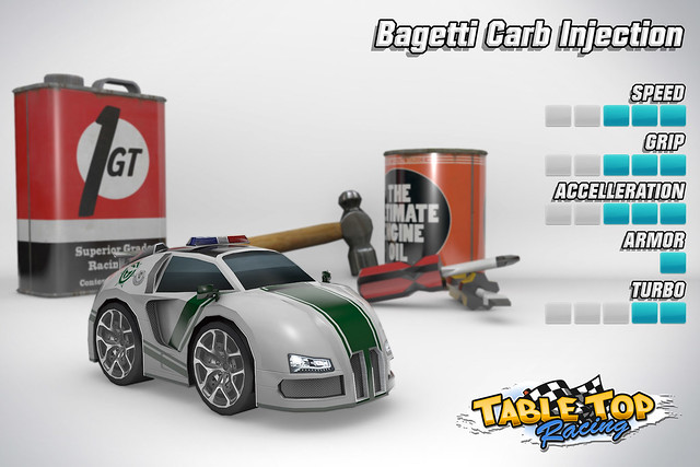Bagetti Carb Injection