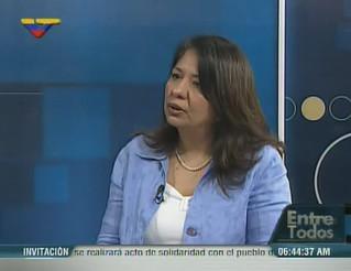 Ilenia Medina en VTV