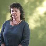 Carol Ann Duffy photocall at the Edinburgh International Book Festival |