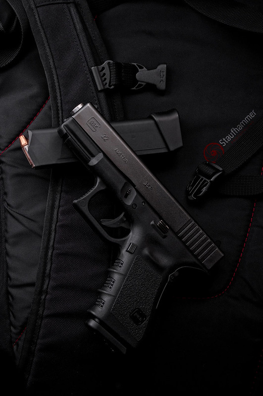 Glock 32: Backpack