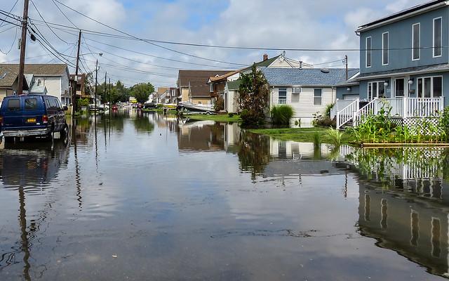 Flood Advisory Is in Effect for Lindenhurst