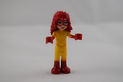 LEGO Super Friends Project Day 23 - Firestar