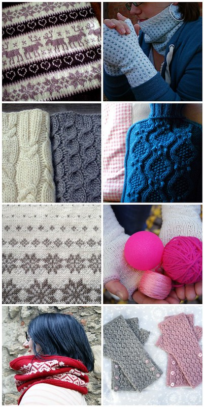 Knitting Pattern Sale for Christmas in July!