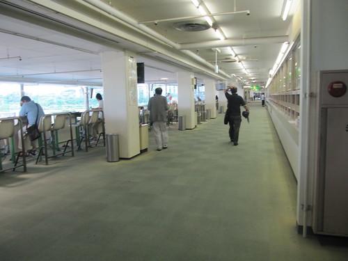 佐賀競馬場の指定席
