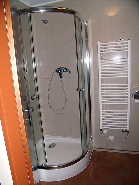 Dusche Hotel Lafonte