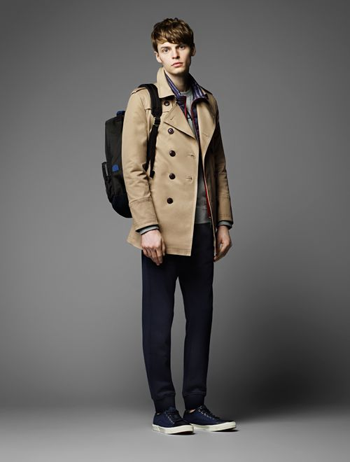 John Hein0040_AW14 BURBERRY BLACK LABEL