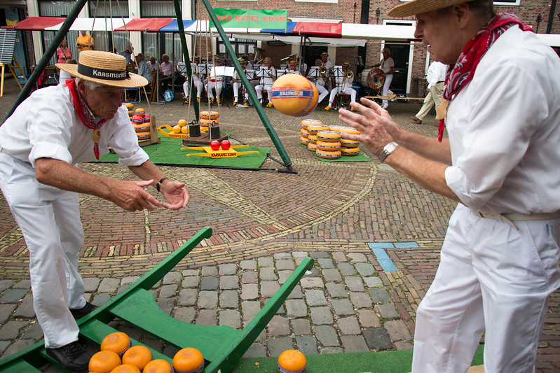 Edam Cheese Festival