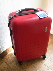 bag(1.0), hand luggage(1.0), suitcase(1.0),