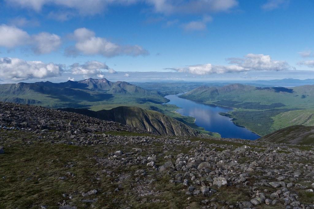 Ben Cruachan and Loch Etive