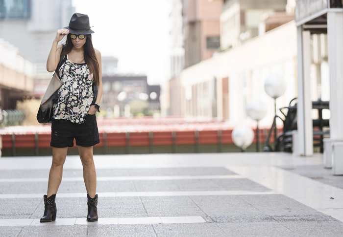 street style barbara crespo new vest fashion blogger outfit blog de moda
