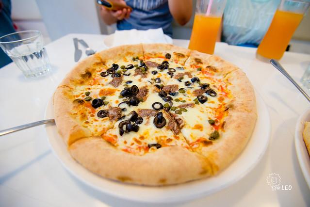 [新竹 竹北]–義大利女婿,純正義大利披薩–Ca' Bianca Pizzeria 卡比昂卡義式窯烤披薩