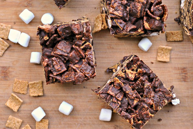 No Bake S'mores Bars 2