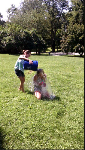 Bridget Ice Bucket Challenge