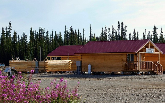 Cabin Building In Alaska Flickr Photo Sharing