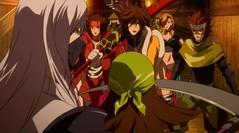 Sengoku Basara: Judge End 07 - 24