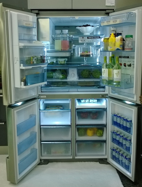 Samsung Chef Collection Refrigerator 2