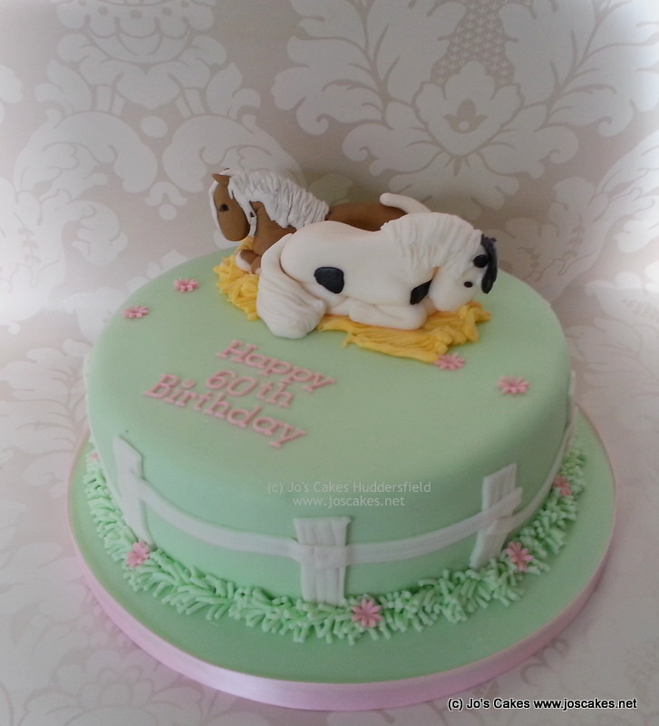 Images Of Horse Racing Cakes