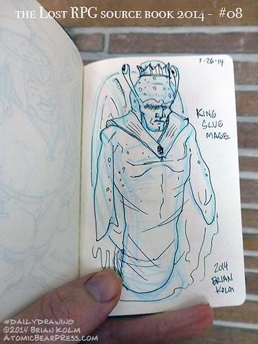 07-26-2014 King Slug Mage