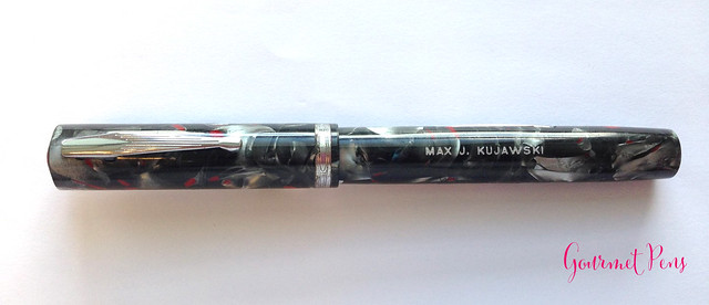 Review: Waterman 94 Steel Quartz Fountain Pen - Music Nib